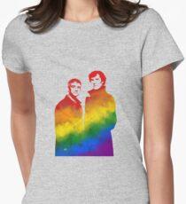 Johnlock Women's Fitted T-Shirt