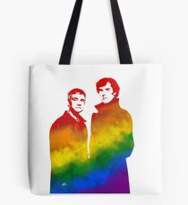 Johnlock Tote Bag