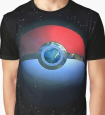 Pokemon World Graphic T-Shirt