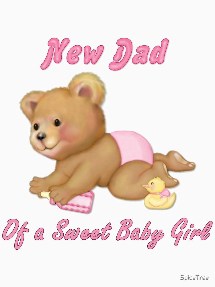 Crawling Teddy - New Dad of Girl by SpiceTree