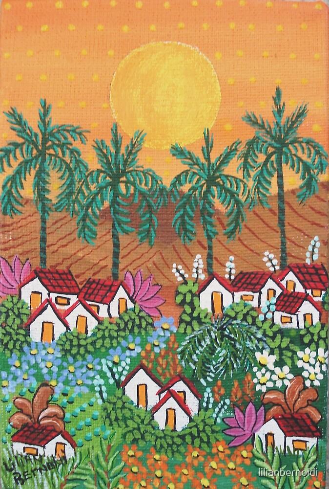Village by Lilian Bernoldi