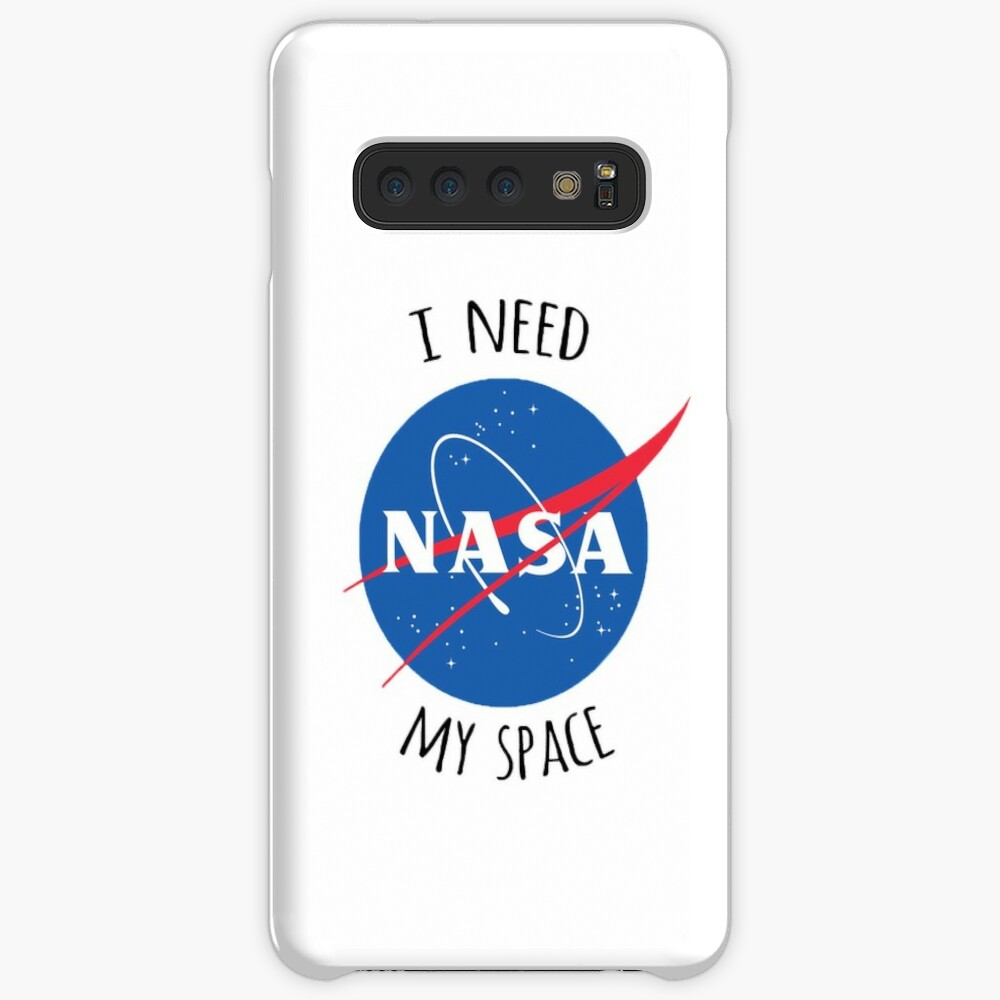 NASA i need my space Case & Skin for Samsung Galaxy