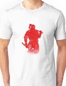 Beserker Class For Honor Silhouette Design Unisex T-Shirt