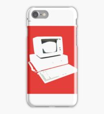 bland IBM iPhone Case/Skin