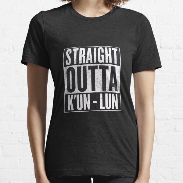 Straight Outta K'un-Lun Essential T-Shirt