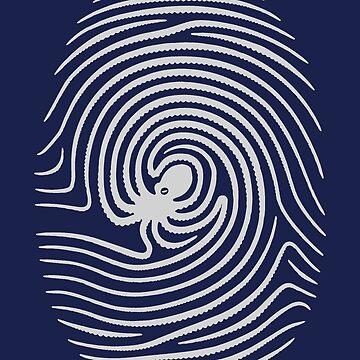 Octopus fingerprint by KSan