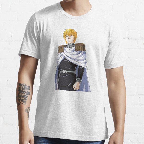 Reinhard von Lohengramm - LOGH Essential T-Shirt
