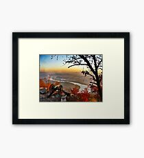 Chattanooga Tennessee Framed Print