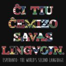 This Shirt Saves Languages by raevan