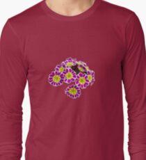 Primula flower purple T-Shirt