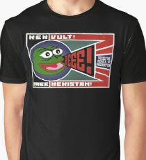 Pepe - Seize the Memes of Production! Graphic T-Shirt