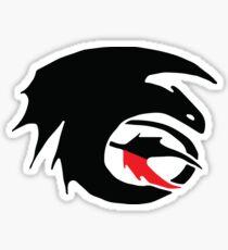 Night Fury Sticker