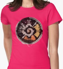 Good Vibes! Birds Flying in Abstract Sunset!!! T-Shirt