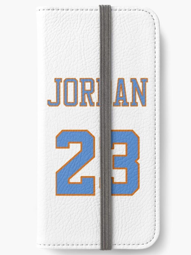 Space Jam Michael Jordan 23 iphone case