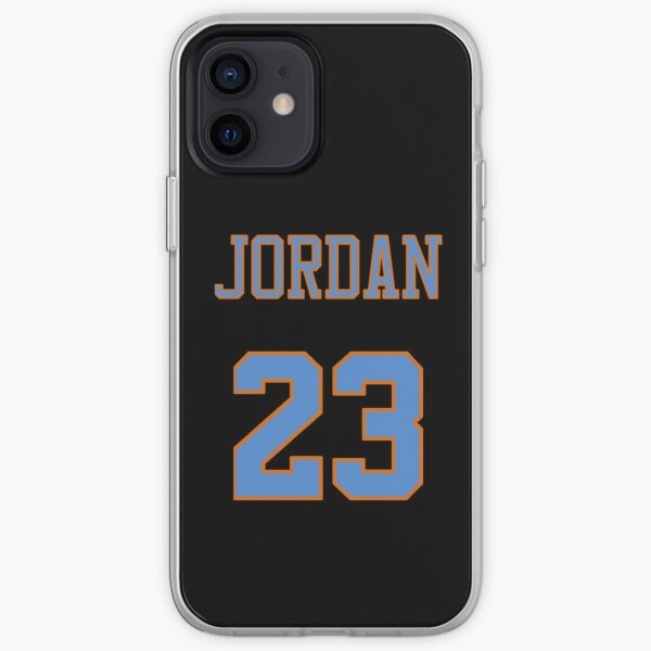 Michael Jordan 23 Space Jam Tune Squad Looney Tunes  Jersey Case iPhone Soft Case