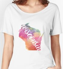 Wisconsin Women's Relaxed Fit T-Shirt