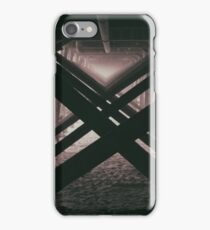Foggy Pier iPhone Case/Skin