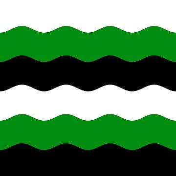 Neutrois pride flag by plaidfluff