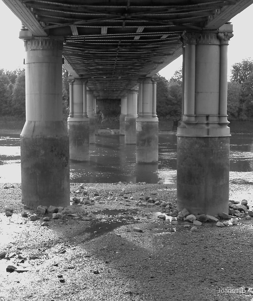Under The Bridge by Joanna Jeffrees