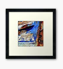 """""""Once Upon A Breeze"""" Framed Print"""