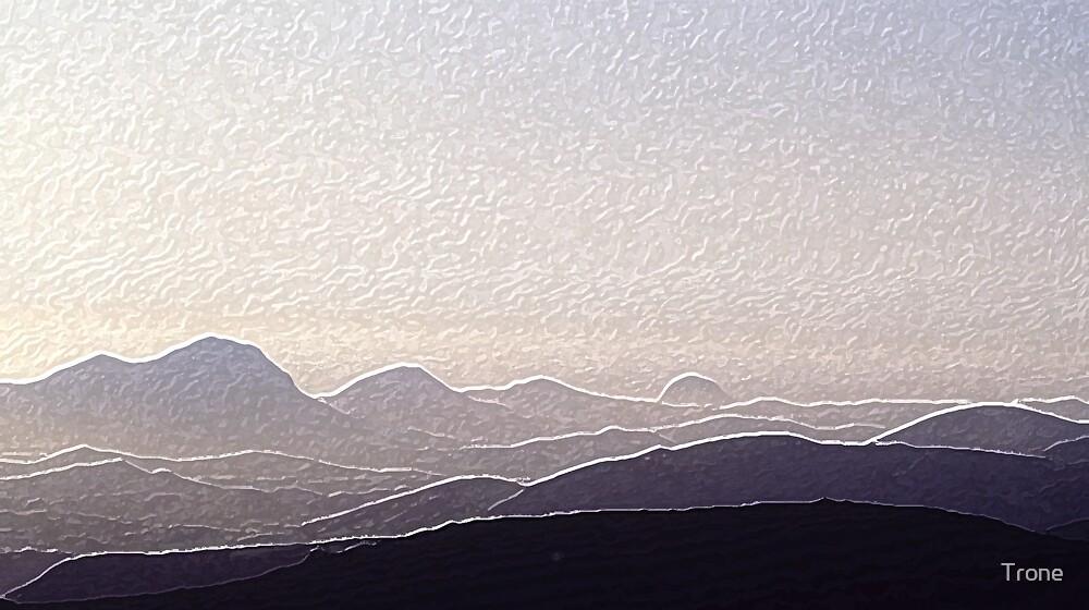 Los Osos Dawn by Trone