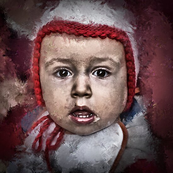 Just another boring baby shot by Kurt  Tutschek