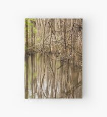 Southern Swamp Hardcover Journal
