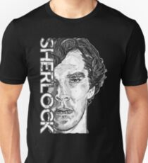 Sherlock - Benedict Cumberbatch T-Shirt