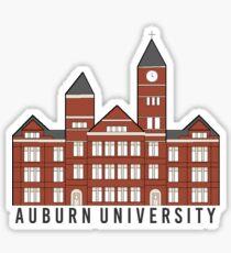 Auburn University - Samford Hall Sticker