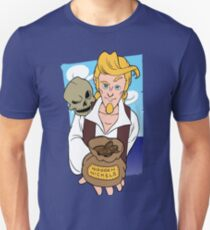 Guybrush and Murray - Monkey Island 3 Unisex T-Shirt