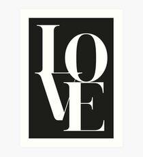 Love 01 Kunstdruck