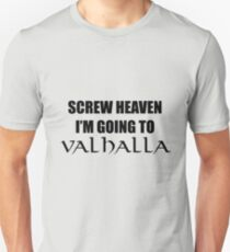 Going To Valhalla Unisex T-Shirt