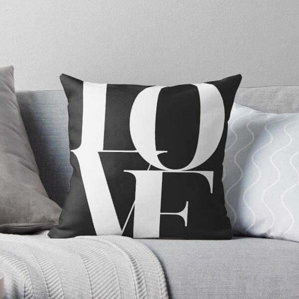 Love 01 Dekokissen