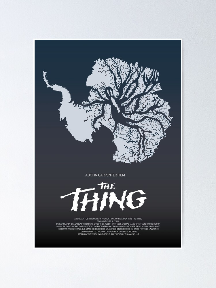 The The THING The Povie MosterPoster Povie THING THING MosterPoster 8wPkn0O