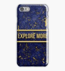 Explore more. iPhone Case/Skin