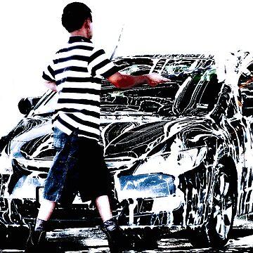 Car Wash by RoughDiamond