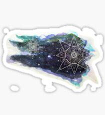 Starry Skies Sticker