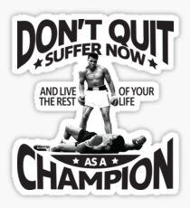 The Greatest Sticker