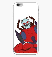 Inferno peeking out iPhone Case