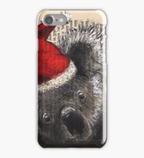 Christmas Koala iPhone Case/Skin