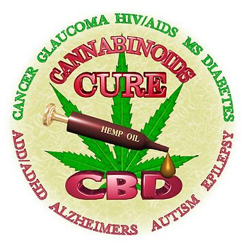 CBD Cannabinoids Cures Illness by Valxart