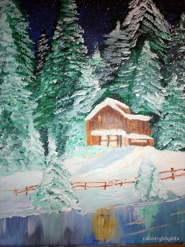 winter wonderland by countryboyintx