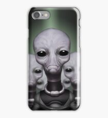 Take us to your Leaders iPhone Case/Skin