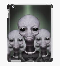 Take us to your Leaders iPad Case/Skin