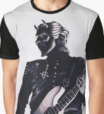 Bass Ghoul Graphic T-Shirt