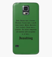 Judgment and Wisdom Case/Skin for Samsung Galaxy