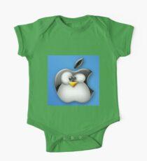 Linux Apple One Piece - Short Sleeve