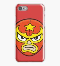 Luchador Mask 2 iPhone Case/Skin