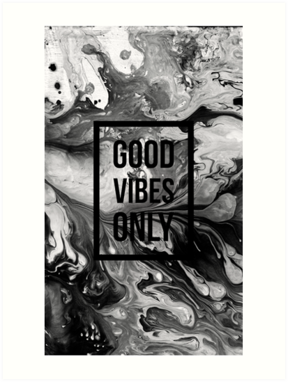 Good vibes only. by shekularaz
