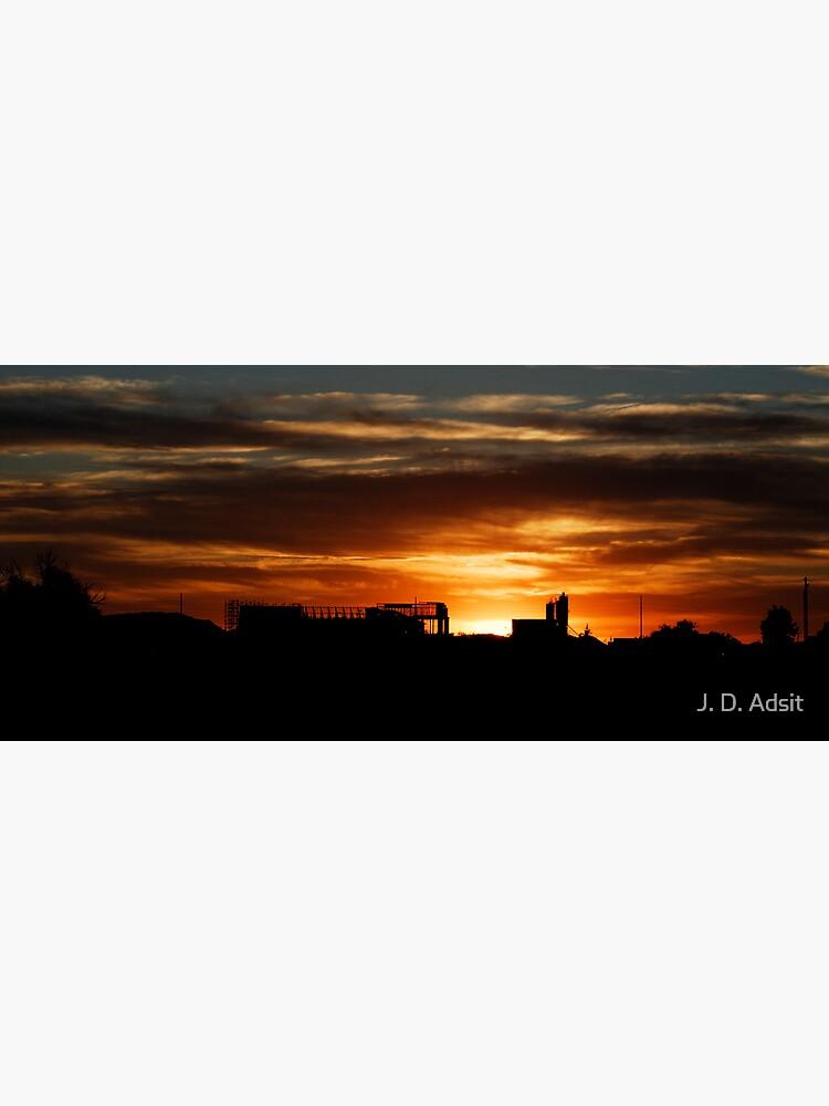 Potatoeland Sunset by adsitprojectpro